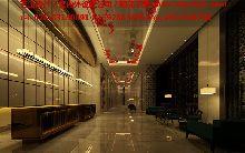 成都酒店设计-大厅